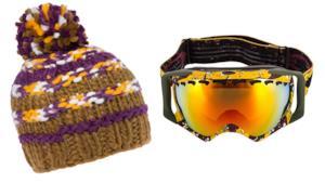 Il berretto e occhiali da sci più cool su Zalando