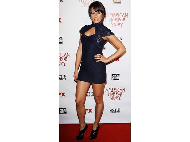 I migliori look da sera per avere uno stile come Lea Michele di Glee