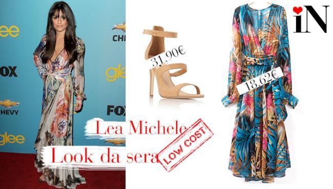 L'outfit perfetto per assomigliare a Lea Michele