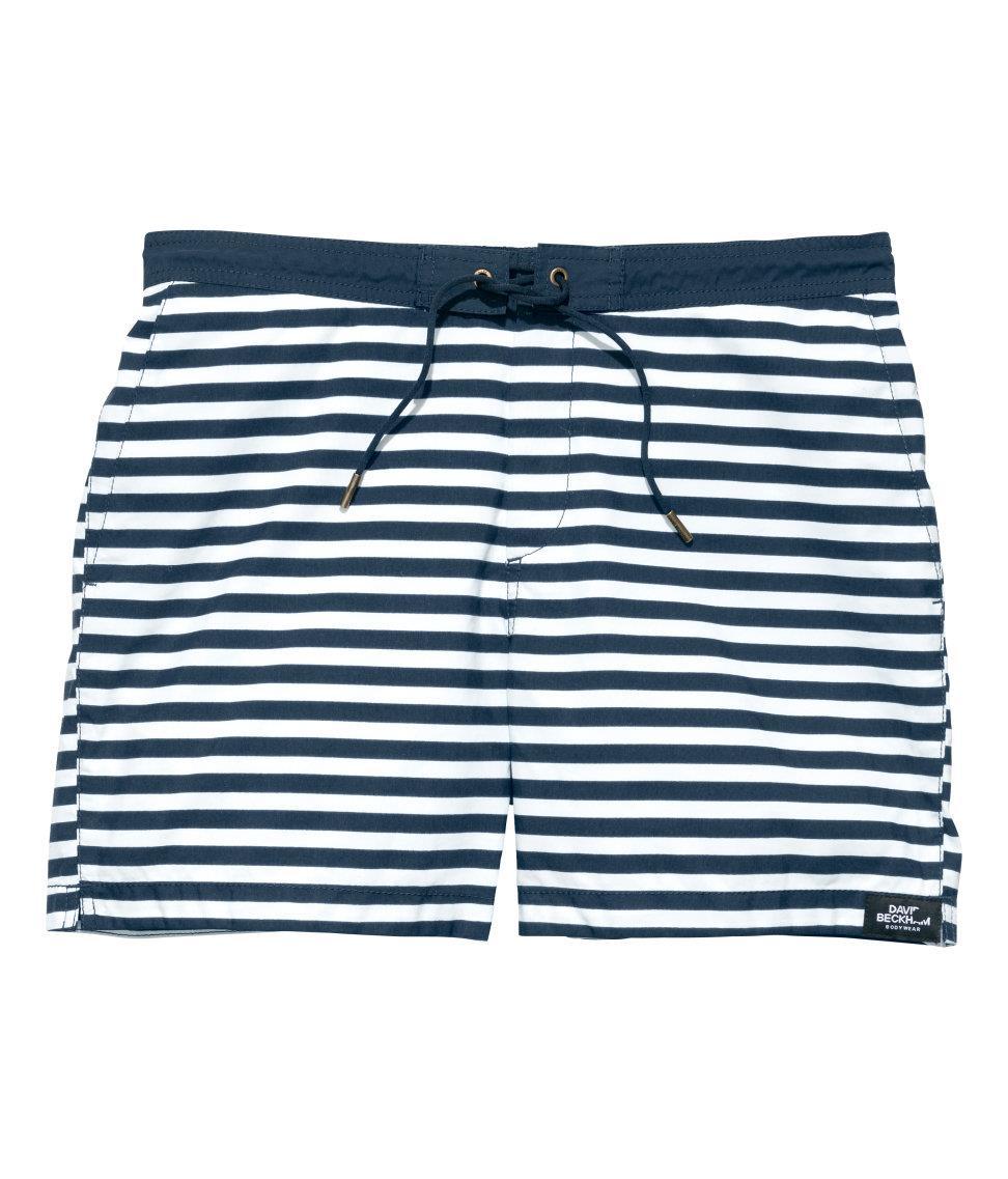 David beckham firma la collezione h m di swimwear per l 39 estate 2014 insane inside - Bagno davide gatteo mare ...