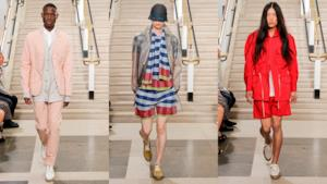 London Fashion Week: YMC collection primavera estate 2015