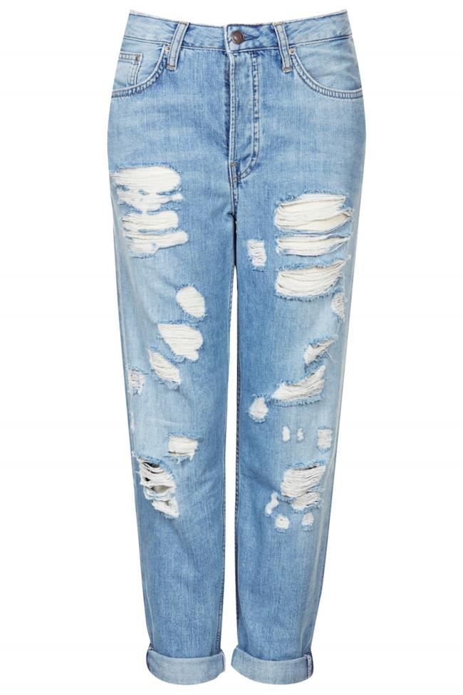 Il jeans used per essere come Kendall Jenner