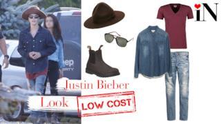 L'outfit da campagna per essere come il cantante Justin Bieber