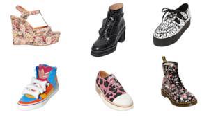 Le migliori scarpe da donna da LUISAVIAROMA per i saldi estivi 2014