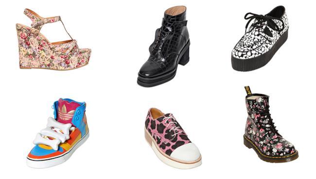 Le migliori scarpe da donna da LUISAVIAROMA per i saldi estivi 2014 ... 3db7e64d178