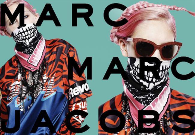 La collezione fall winter 2014 di Marc Jacobs