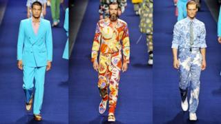 Etro collezione primavera estate 2015 uomo, Milano fashion Week