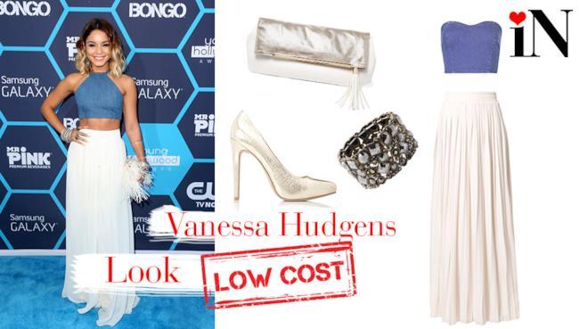 Il perfetto outfit per essere come Vanessa Hudgens ma con prezzi low cost