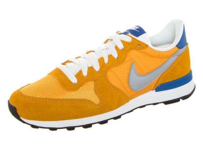 ec4bc469fda59 Scarpe da uomo su Zalando per i saldi 2014  sneakers della Nike in giallo
