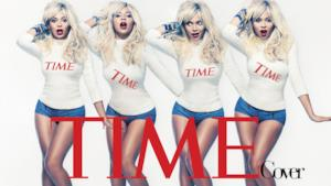 Beyoncé è sulla copertina del TIME