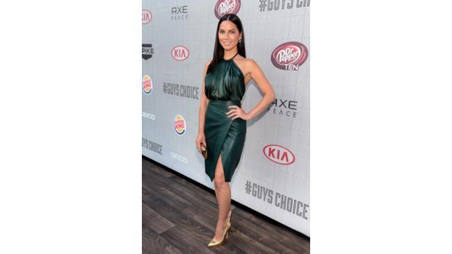 Guys' Choice Awards 2014 Olivia Munn