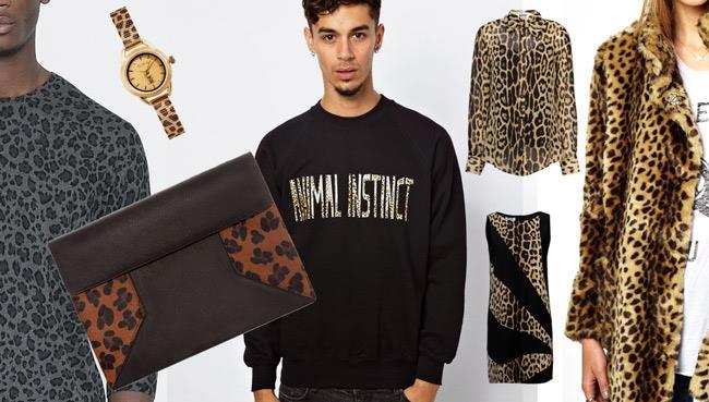 Milano Fashion Week affrontala in animal texture