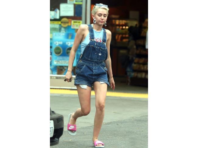 Miley Cyrus: ecco i look più belli del 2014