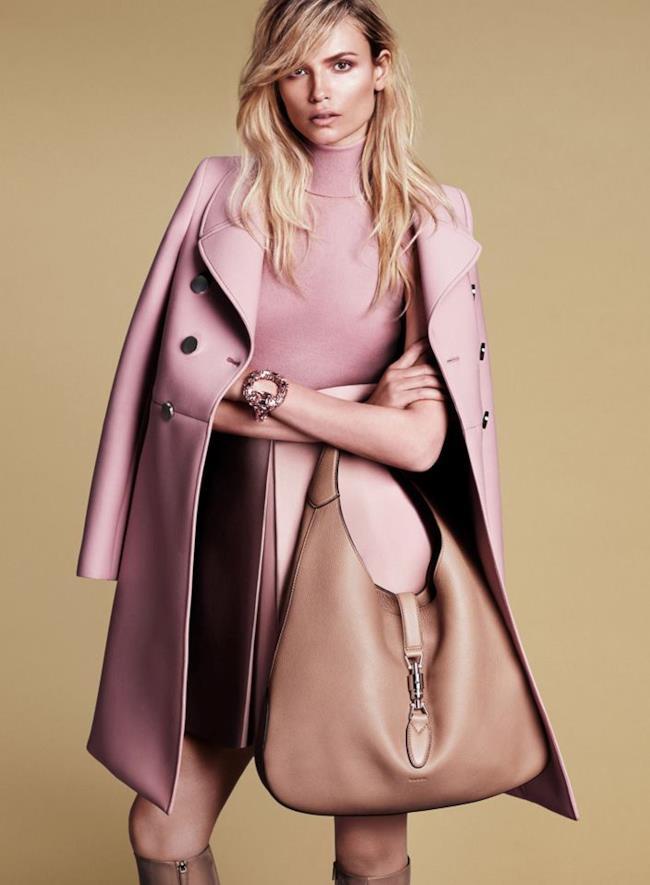 La nuova campagna pubblicitaria di Gucci per la fall winter collection
