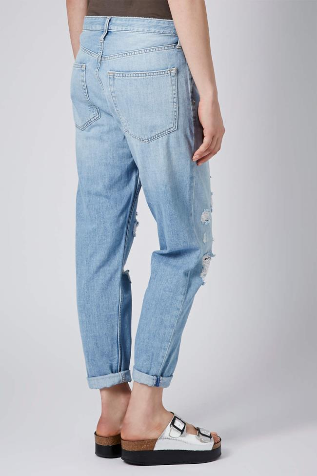 Un jeans alla Kendall Jenner style