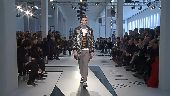 Milano Fashion Week  2014 con MSGM dominano le geometrie