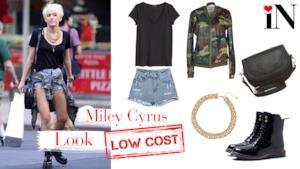 L'outfit per avere uno stile urban come la cantante Miley Cyrus