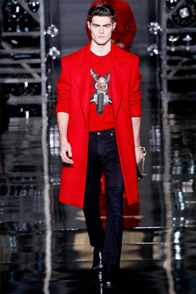 Red passion per Versace collection 2014-15