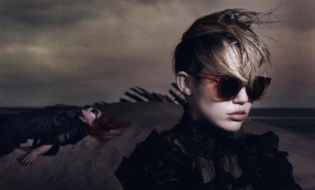 Miley Cyrus per Marc Jacobs collection