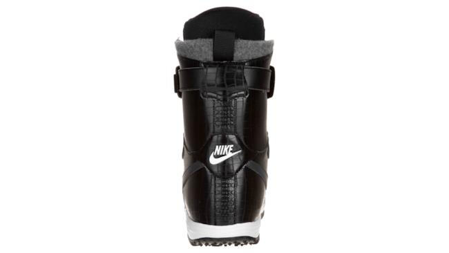 Scarpe da snowboard nero su Zalando