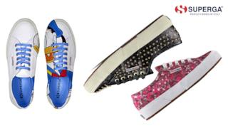 Le scarpe Superga per colorare la tua estate 2014