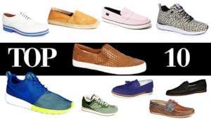 Le 10 scarpe da uomo must have per quest'estate 2014
