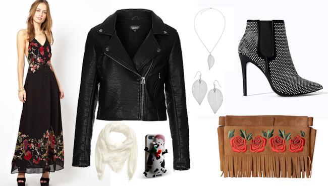 Il look giusto per affrontare il week con il giusto tocco fashion