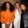 Chime for Change 2014 Beyoncé e la sorella Solange Knowles