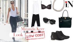 Il perfetto outfit per essere come la modella Miranda Kerr