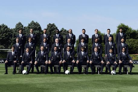 Dolce & Gabbana veste i calciatori per il Mondiale di Calcio in Brasile