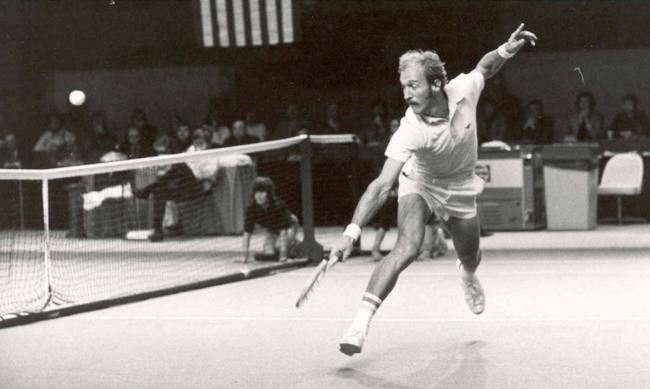 Stan Smith fu l'ispirazione per creare una scarpa iconica di Adidas