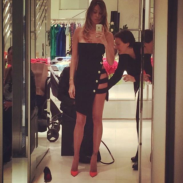 Anthony Vaccarello dress mania