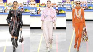 Chanel fashion show, Paris Fashion Week 2014