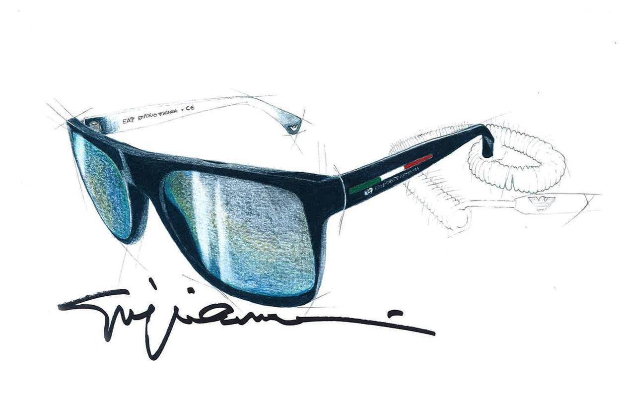 Armani personalizza gli accessori per gli atleti alle olimpiadi invernali 2014
