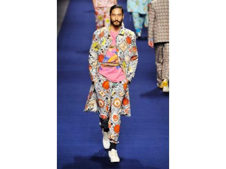 buy popular 0224b 3aac6 Etro spring summer collection 2015 uomo, le stampe ...