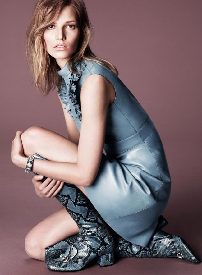 La nuova collezione di Gucci per l'inverno 2014