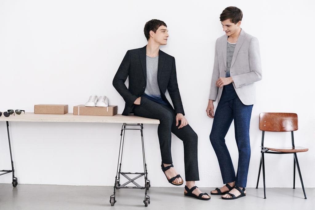 Completo di Zara da uomo, lookbook di maggio 2014   Insane
