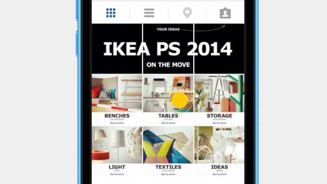 Il nuovo catalogo Ikea 2014 puoi vederlo su Instagram