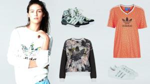 Collezione S/S 2014 Topshop per Adidas