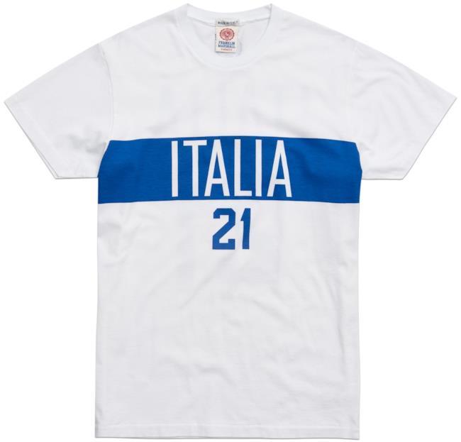 La maglietta per i Mondiali di Calcio firmata Franklin & Marshall