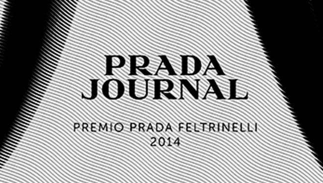 Feltrinelli editore e Prada presentano la seconda edizione del Prada Journal