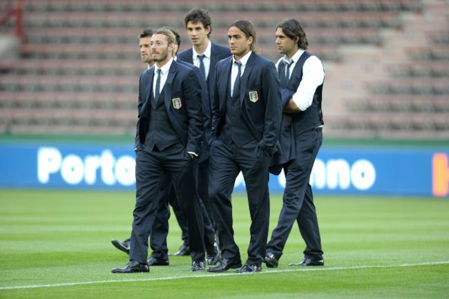 Dolce & Gabbana vestiranno gli azzurri alla World Cup 2014