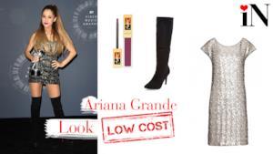 L'outfit di Ariana Grande indossato per i VMAs 2014