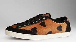 Sneakers by Burberry  per San Valentino 2014