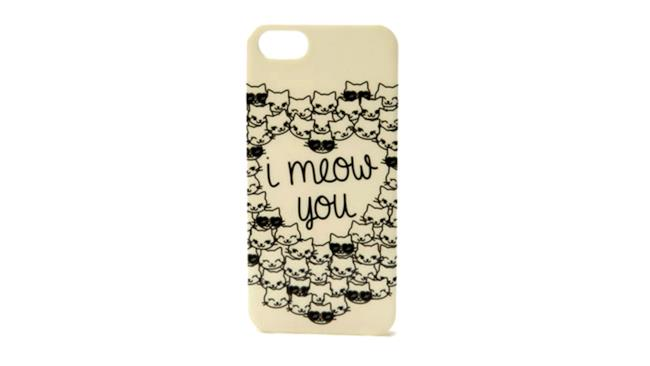 Cover Iphone con tema il cuore un regalo per San Valentino