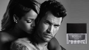 Rouge il nuovo profumo da uomo di Rihanna