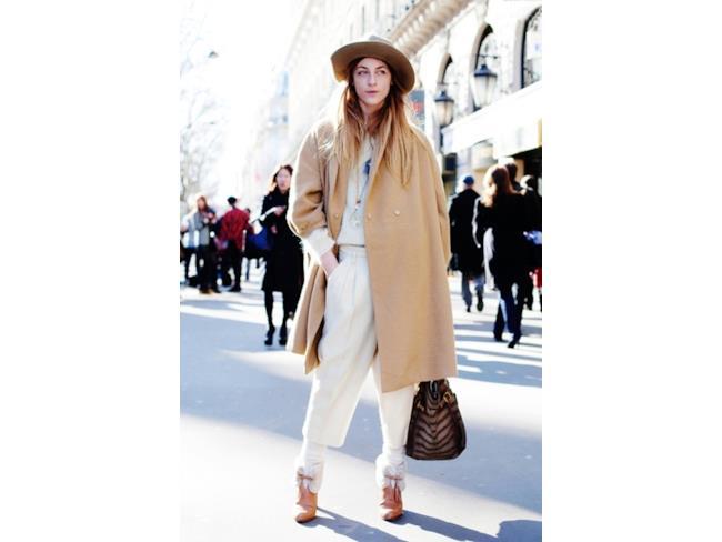 Street style oversize
