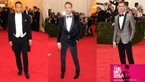 MET gala 2014: men on the Red Carpet!
