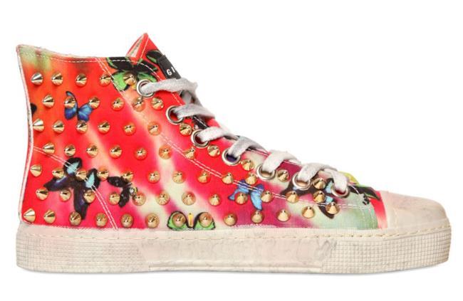 Saldi 2014: sneakers di Gienchi in saldo su LUISAVIAROMA