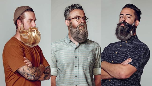 La pubblicità di Schick usa dei roditori al posto della barba